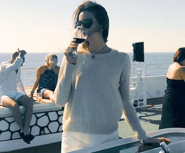 Mega Yacht Lotus Brunch Party Cruise  Discount