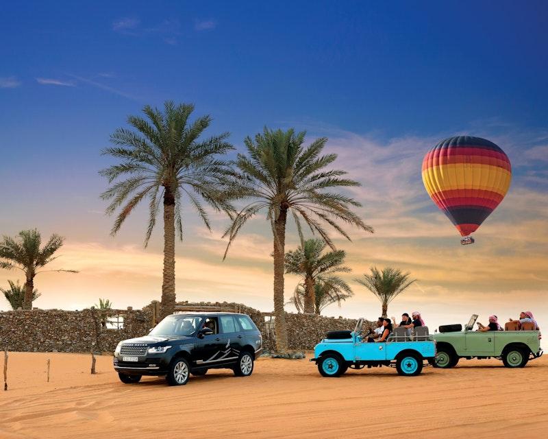 Hot Air Balloon Ride Tripx Tours