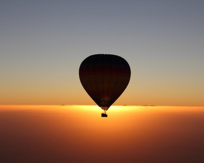 Hot Air Balloon Ride Location