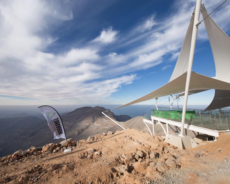 Jebel Jais Zip Line  Price