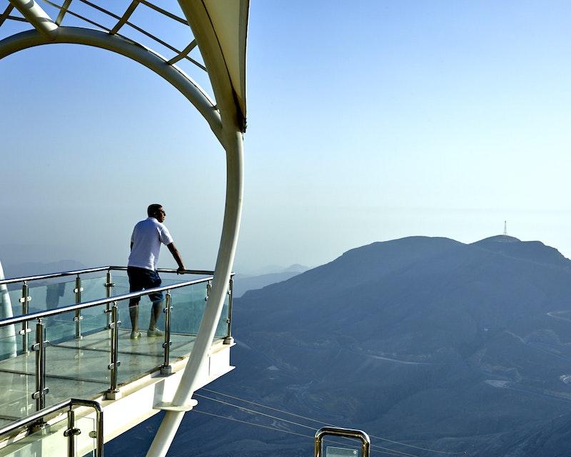 Jebel Jais Zip Line  Tripx Tours