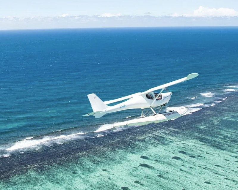 Sea Plane Tour - 20 Minutes  Ticket