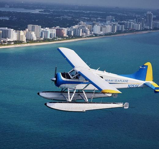 Sea Plane Tour - 45 Minutes