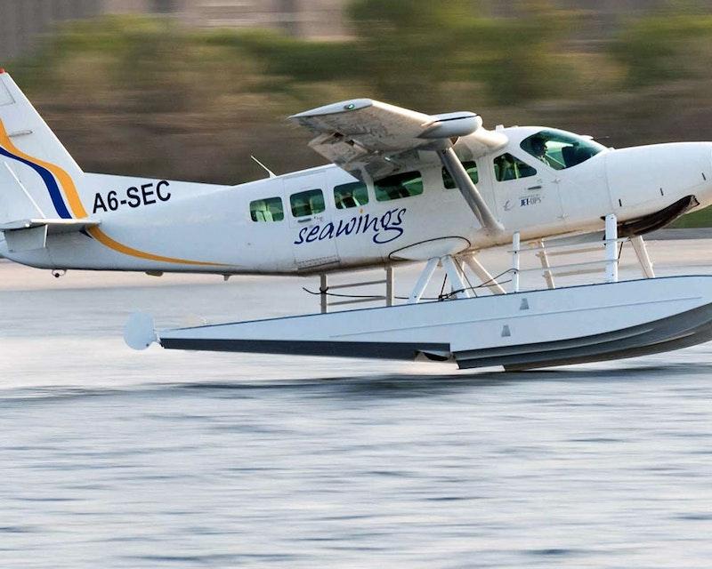 Sea Plane Tour – Abu Dhabi (30 Minutes)  Ticket