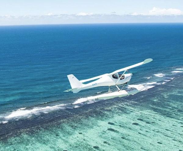 Sea Plane Tour – Abu Dhabi (30 Minutes)