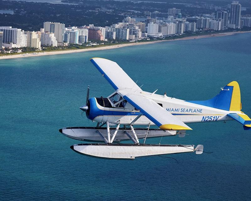 Sea Plane Tour – Abu Dhabi (30 Minutes)  Price