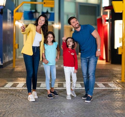 Kidzania - Dubai Mall Location