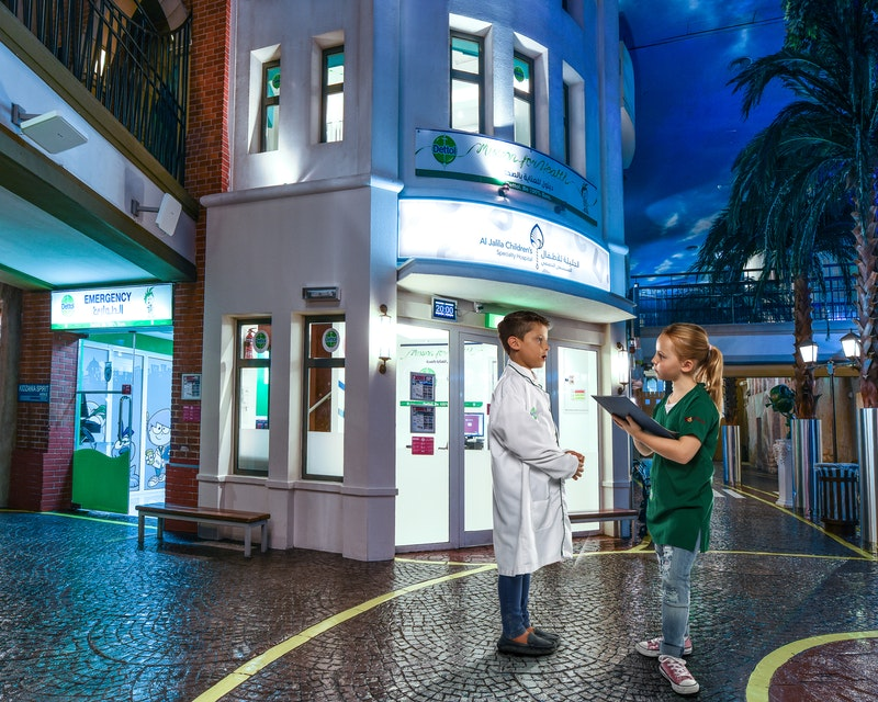 Kidzania - Dubai Mall Discount