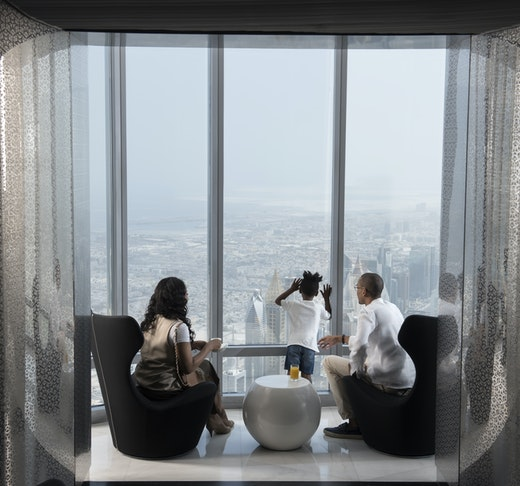 Burj Khalifa: At the Top Sky with (Level 124, 125 & 148) Discount