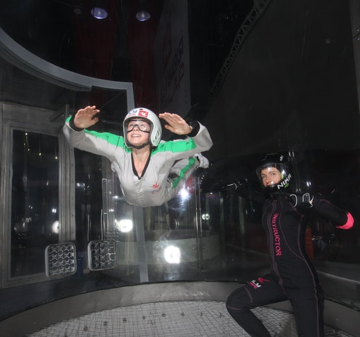 iFly Dubai - Indoor Skydiving Experience Category