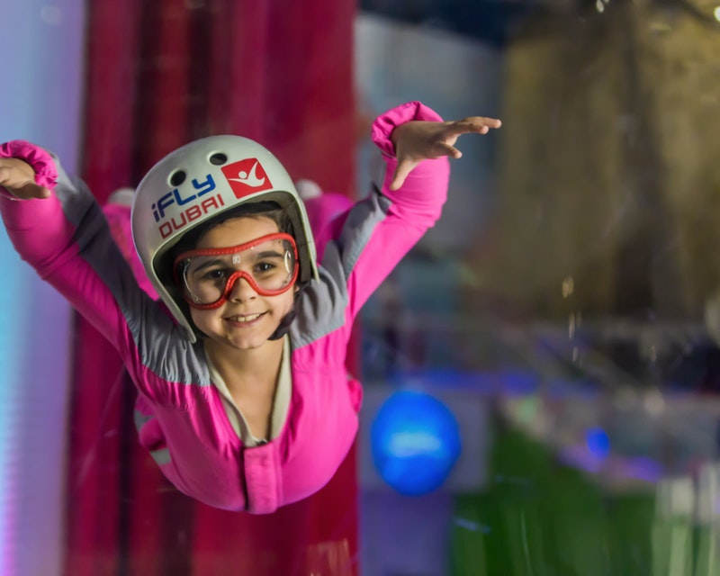 iFly Dubai - Indoor Skydiving Experience Tripx Tours