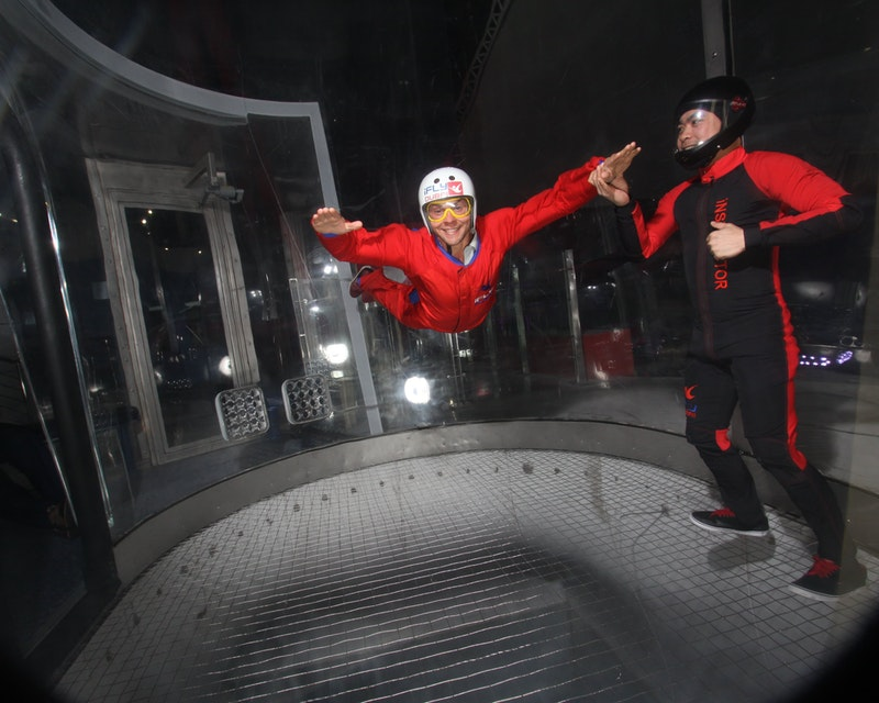 iFly Dubai - Indoor Skydiving Experience Discount