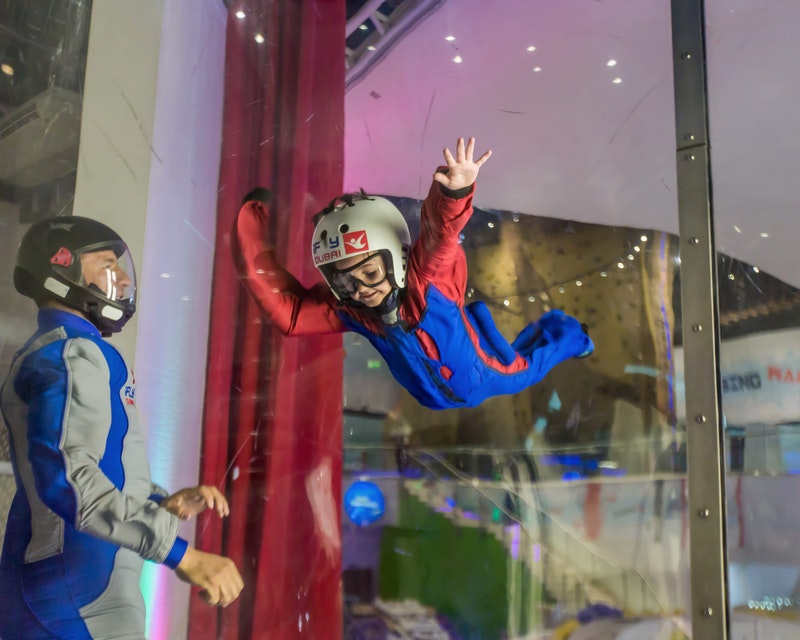 iFly Dubai - Indoor Skydiving Experience