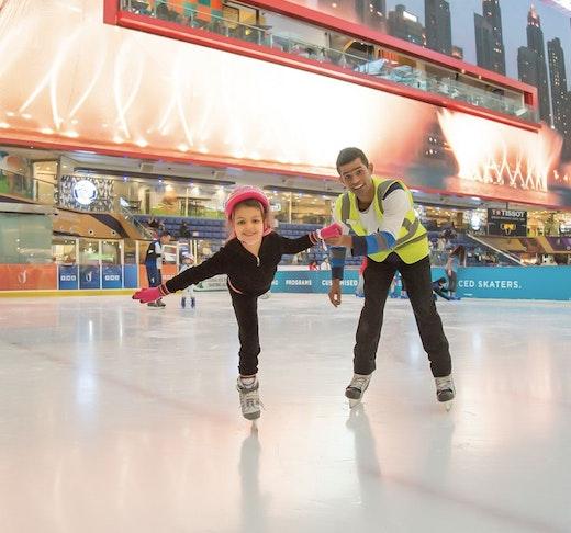 Dubai Ice Rink  Price