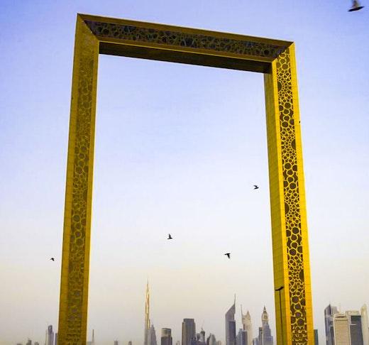 Dubai Frame  Ticket