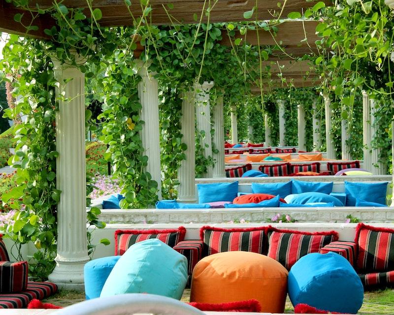 Dubai Miracle Garden Location