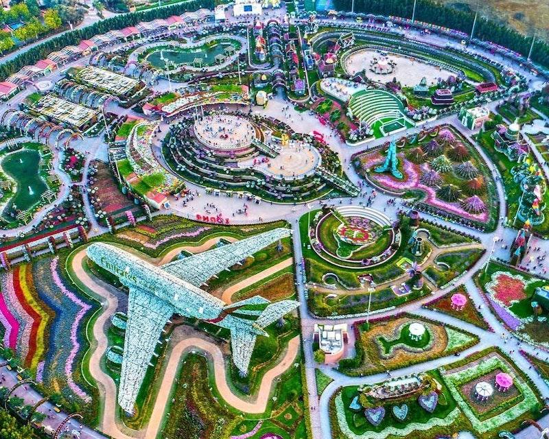 Dubai Miracle Garden Ticket