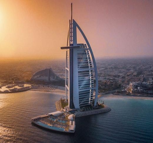 Burj Al Arab – Meal  Discount