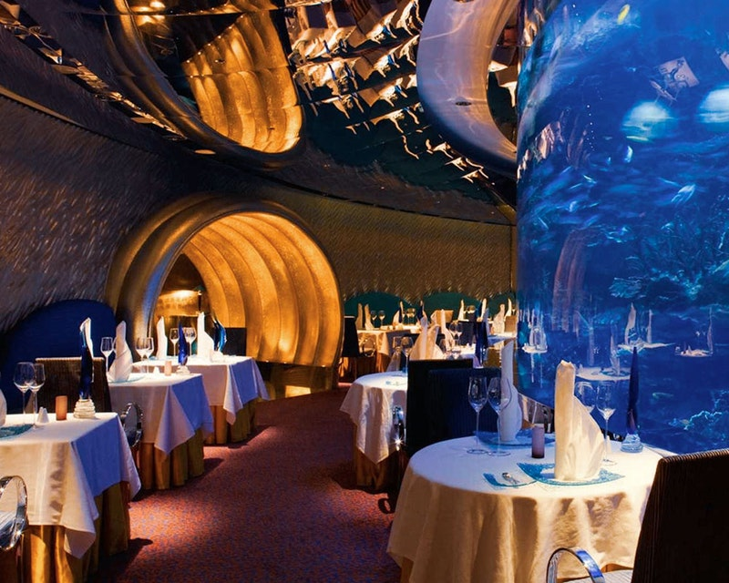 Burj Al Arab – Meal  Ticket