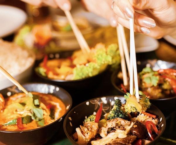 Burj Al Arab – Meal