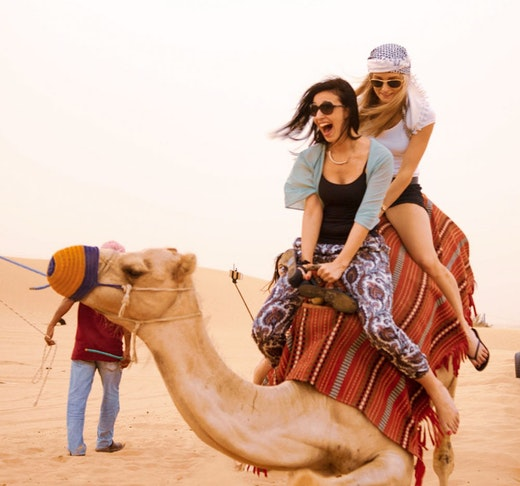Abu Dhabi Desert Safari  Ticket