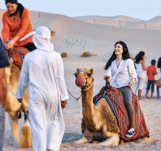 Abu Dhabi Desert Safari  Price