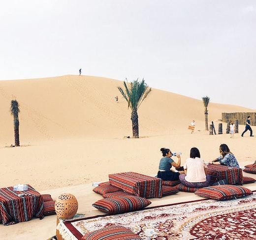 Abu Dhabi Desert Safari  Discount
