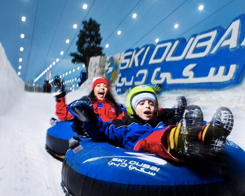 Ski Slope Session - Ski Dubai  Discount