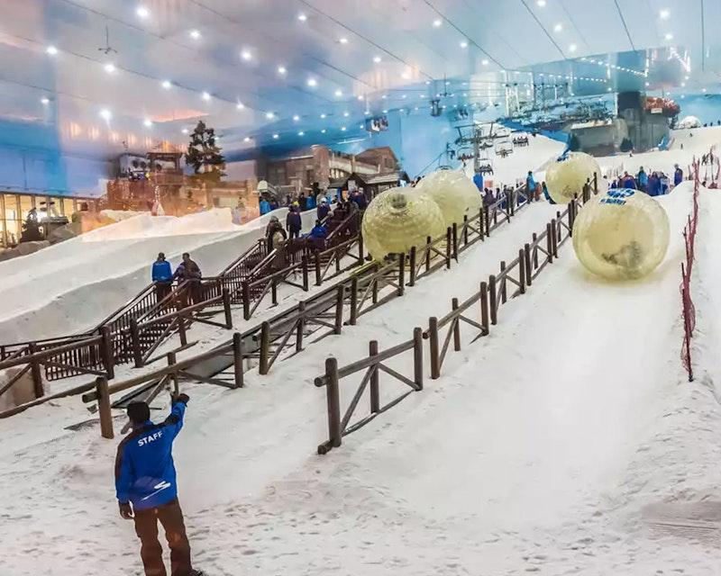 Ski Slope Session - Ski Dubai  Price