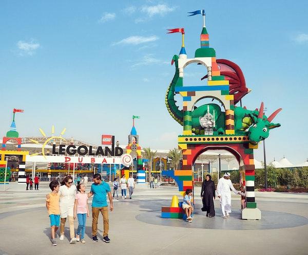 LEGOLAND® Dubai Tripx Tours