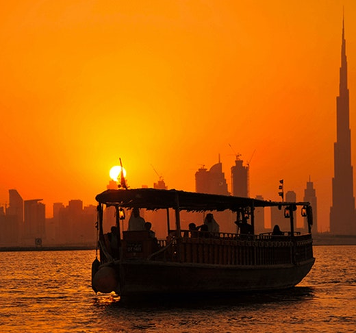 Abra Ride in the Dubai Water Canal  Price