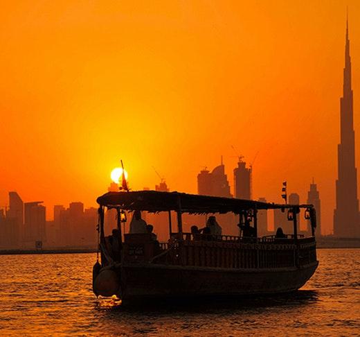Abra Ride in the Dubai Water Canal  Price