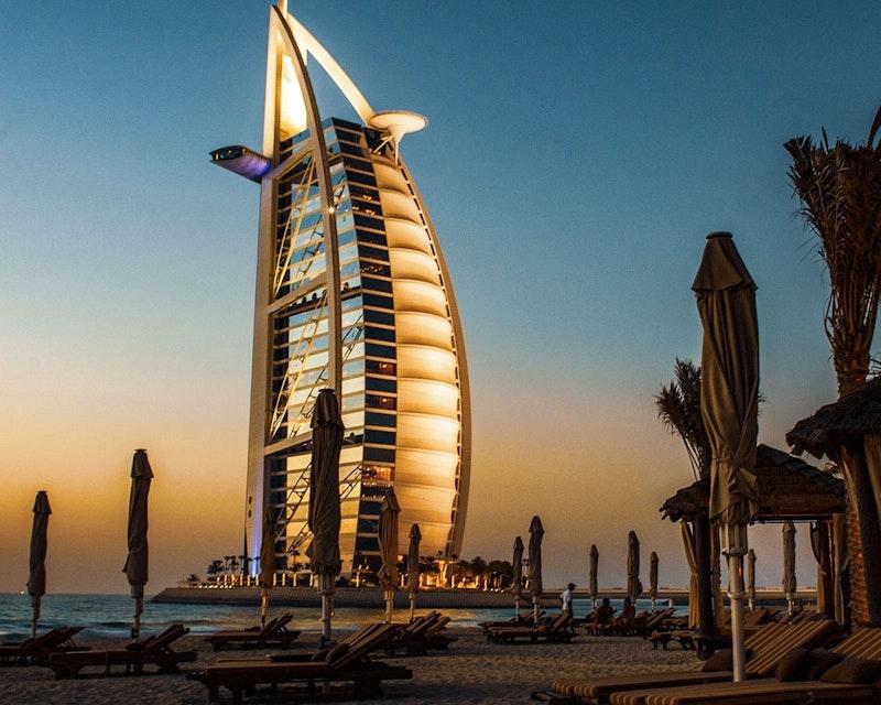 Dubai City Night Tour  Ticket