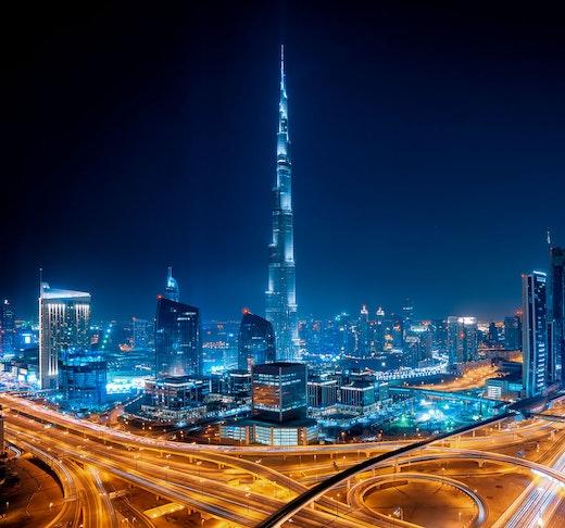 Dubai City Night Tour  Price