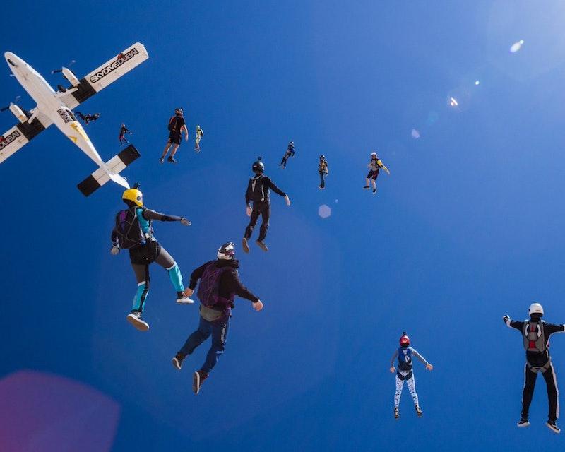 Skydive Dubai Desert Drop Zone  Price
