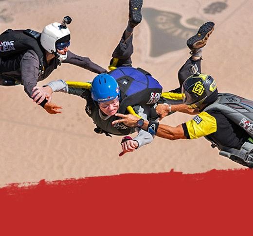 Skydive Dubai Desert Drop Zone  Discount
