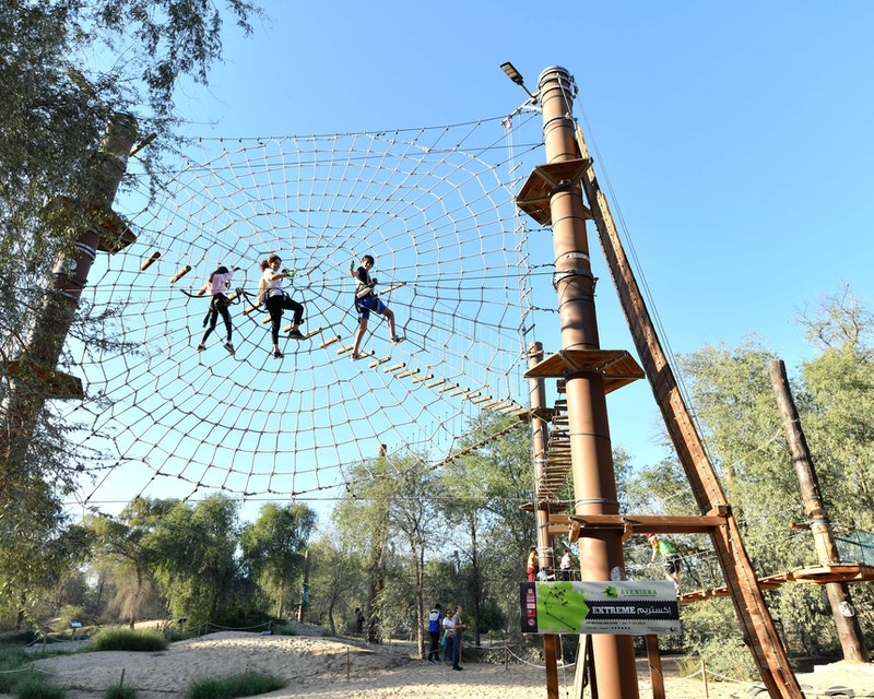 Aventura Parks 3 Hour General Admission Category