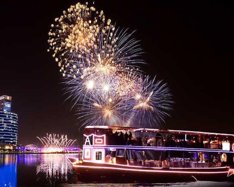 New Year Party In Dubai Creek  Price