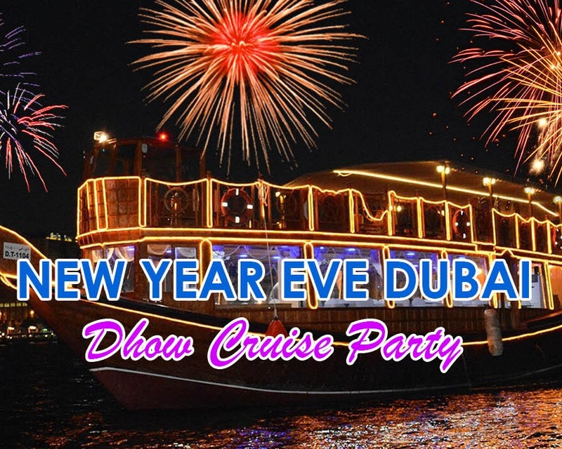 New Year Party In Dubai Creek  Ticket