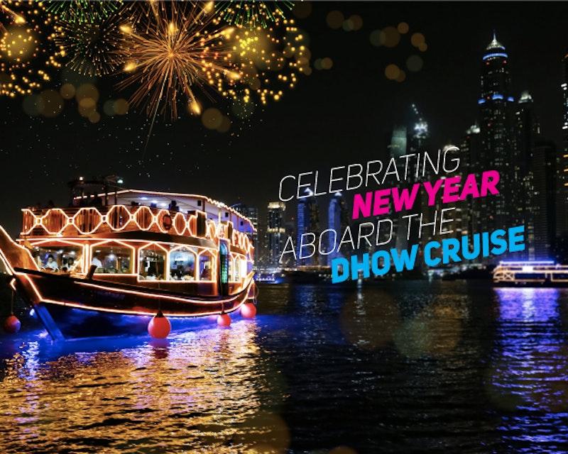 New Year Party In Dubai Creek