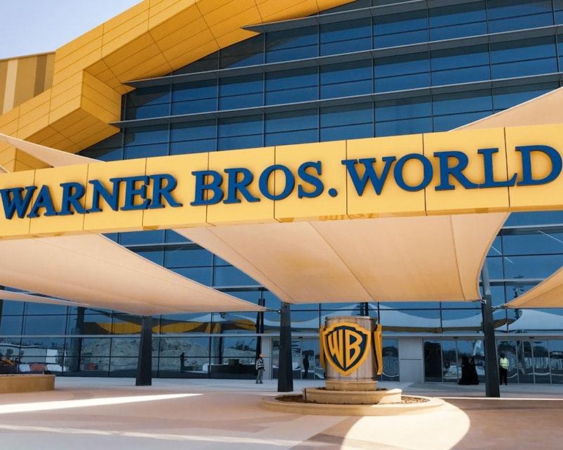 Abu Dhabi City Tour + Warner Bros. World  Price