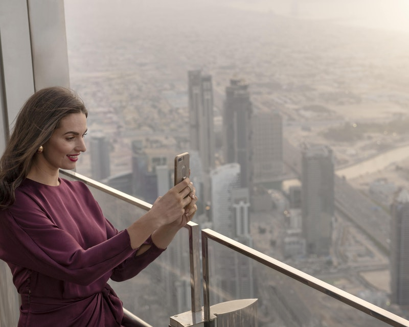 Burj Khalifa : The Lounge 152 ,153 and 154 Floor Price