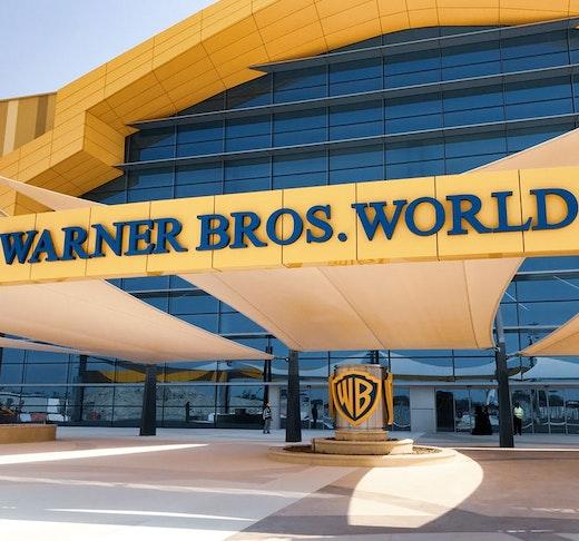 Ferrari World, Yas Waterworld, Warner Bros. World™ Abu Dhabi (3 Days Pass)