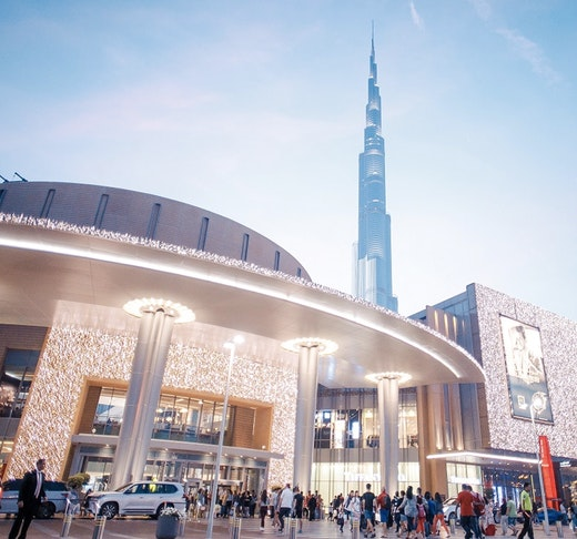 Dubai Mall Unlimited Pass  Ticket