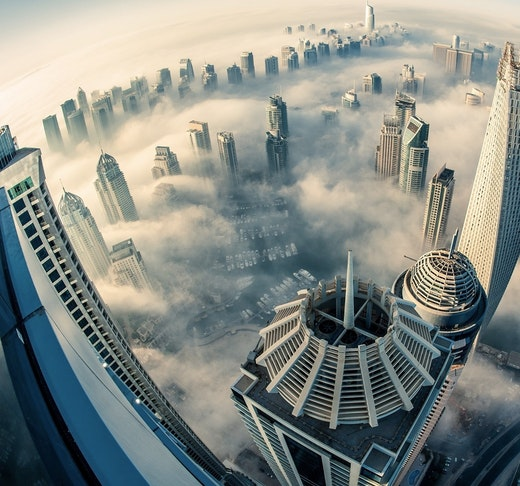 Dubai Modern City Tour  Ticket