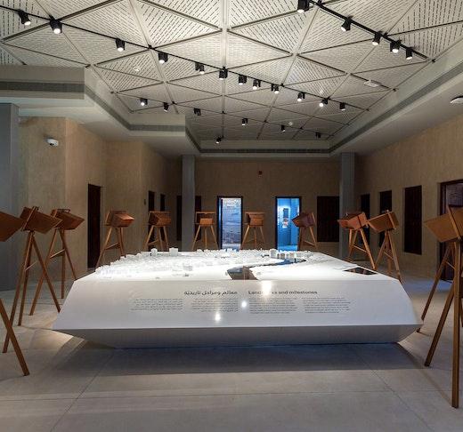 Etihad and Al Shindagha Museum Tour