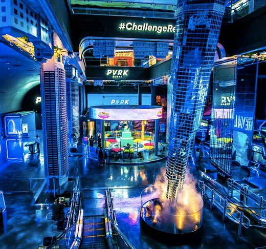 Dubai Mall Aquarium & VR Park Experience   Discount