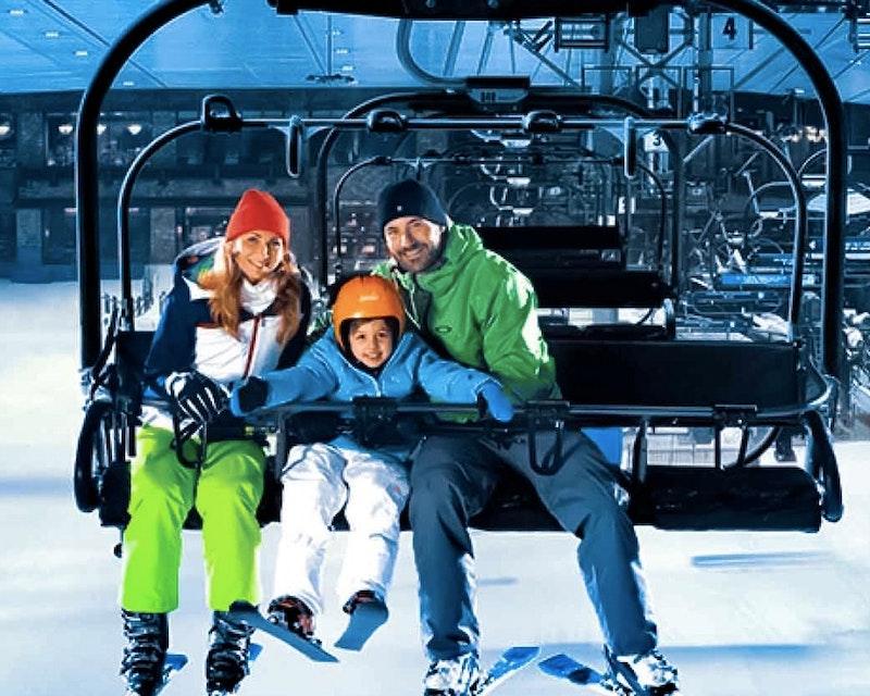 Ski Dubai & IMG World