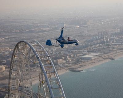 Gyrocopter Tour Dubai
