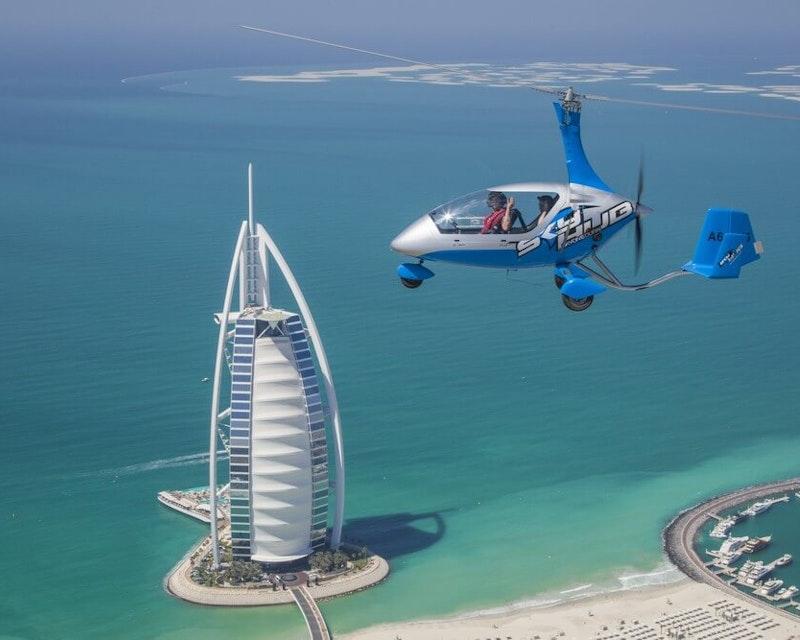 Gyrocopter Tour Dubai  Price
